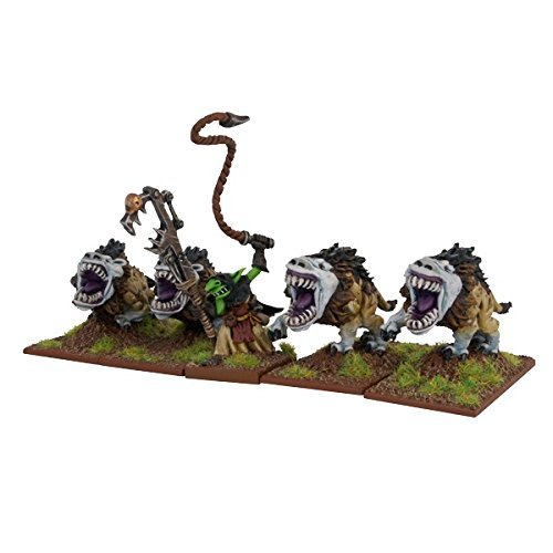 Kings of War - Goblin Mawbeast Pack by Kings of War