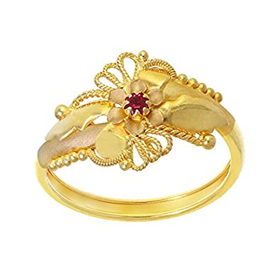 Unique Gold Ring Designs In Kalyan Jewellers with Price Jewellrys