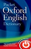 Image of Pocket Oxford English Dictionary