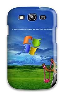 Galaxy S3 IrjwTLn5237HajNA Computer Tpu Silicone Gel Case Cover. Fits Galaxy S3