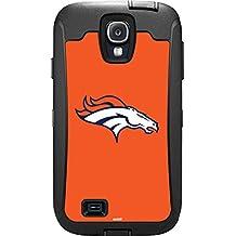 Denver Broncos OtterBox Defender Galaxy S4 Skin - Denver Broncos Large Logo | NFL X Skinit Skin