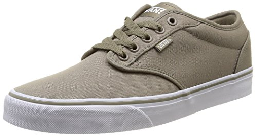 Vans M Atwood, Herren Sneakers Braun (canvas/brindle/white)