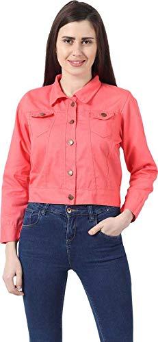 Akar Full Sleeve Solid Women Denim Jacket