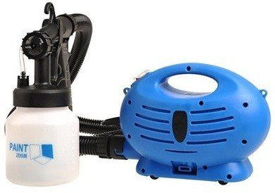 IBS PAINT ZOOM Paintzoom Spray Gun Ultimate Portable Home - Ibs paint