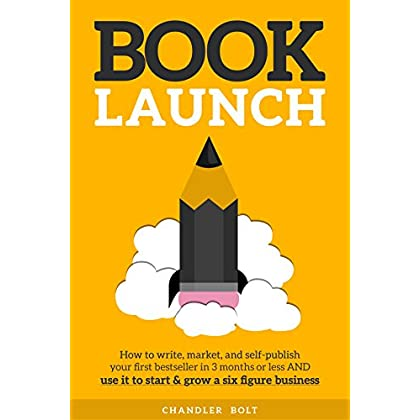 Book Launch: How to Write, Market & Pu
