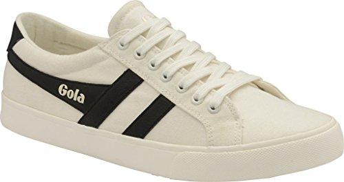 Gola Women's Varsity Off-White/Black Athletic Shoe