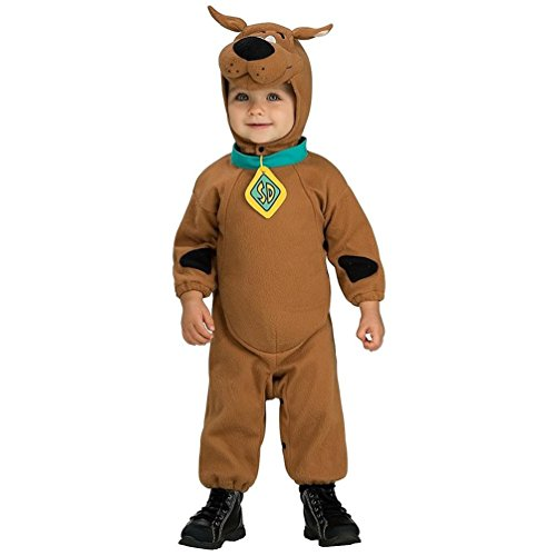 Toddler Scooby Doo Costumes (Scooby Doo Romper Costume - Toddler)