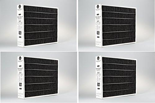 MERV 16 Filter Media for HCC20-28 (Pack of 4) ()
