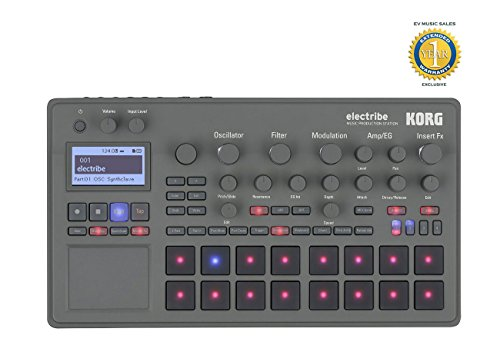 Korg ELECTRIBE Synth Based Production Station