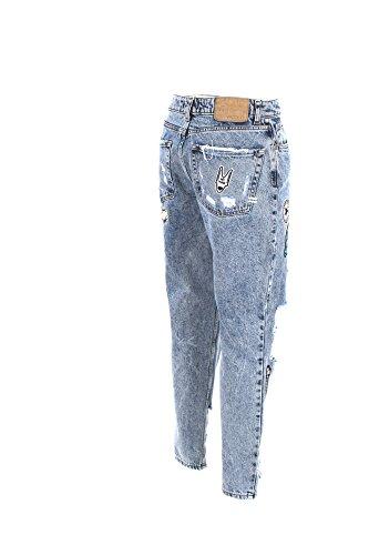 Vicolo Ro0104 Primavera Donna Estate Denim M Jeans 2017 rIrCqwR