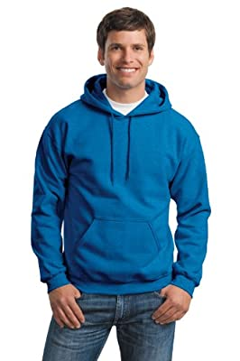 Gildan Men's Big Heavy Blend Hooded Drawcord Sweatshirt. 18500