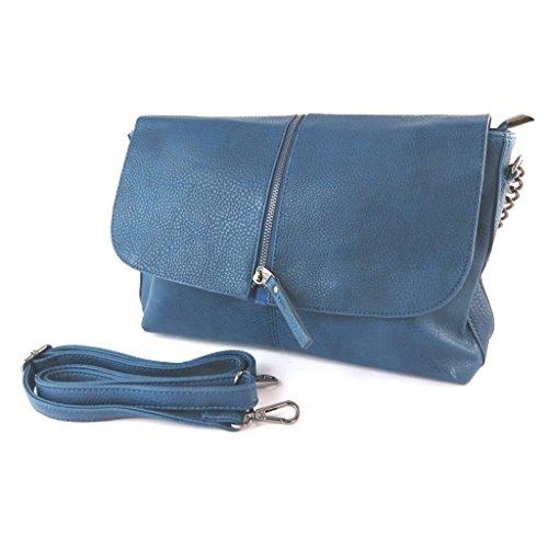 Bag designer Lulu Castagnetteblu - 35x20x10 cm. Precio Muy Barato Pagar Con Visa En Venta Venta Barata Precios De Venta ZVZ1XE