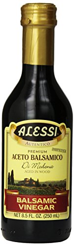 Sodium Free Salad Dressing (Alessi Balsamic Vinegar, 8.50-Ounce Glass Bottle (Pack of 6))