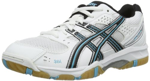 Women's Gel Task Volleyball Asics White Shoes 0140 White OdCqF4
