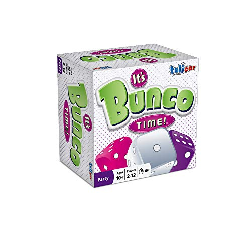 - It's Bunco Time
