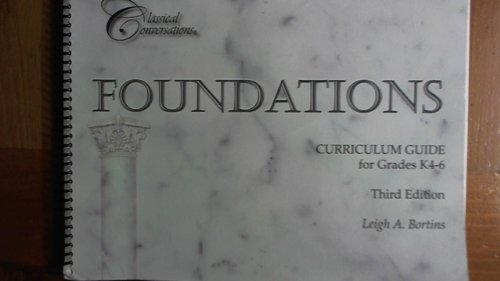 Foundations Curriculum Guide Second Printing