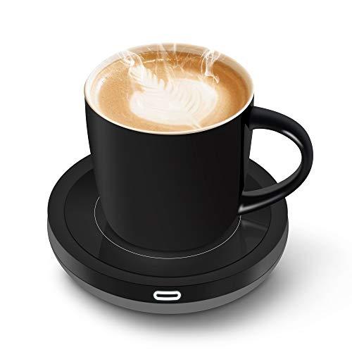 BESTINNKITS 01002 Smart Coffee Set Auto On/Off Gravity-induction Mug Office