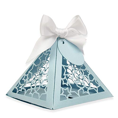 Sizzix Thinlits Triangle Gift Box - Multicolour, One ()