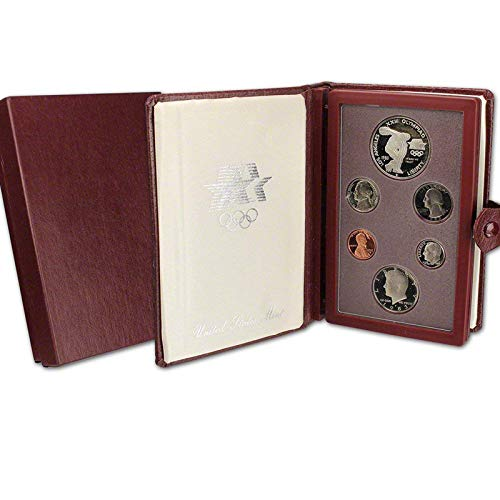 (1983 US Mint Prestige Proof Set Original Government Packaging)