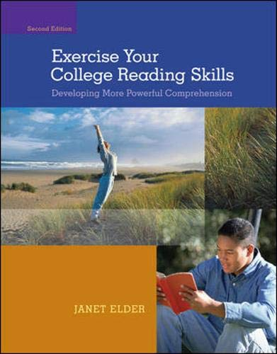Exercise Your College Reading Skills: Developing More Powerful Comprehension by McGraw-Hill Education