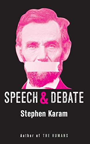 Speech & Debate (TCG Edition) by Theatre Communications Group