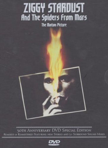 (BOWIE, DAVID: Ziggy Stardust And The Spiders From Mars (The Motion Picture Soundtrack) )