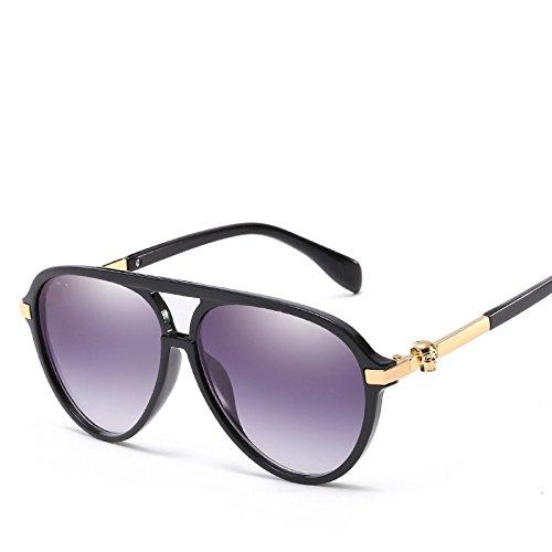 Ojos Tendencia Sol UV Señora De Playa Personalidad De No2 Sol Conducción De Protección Moda Gafas Gafas NO3 RinV Viaje Ipwq61q