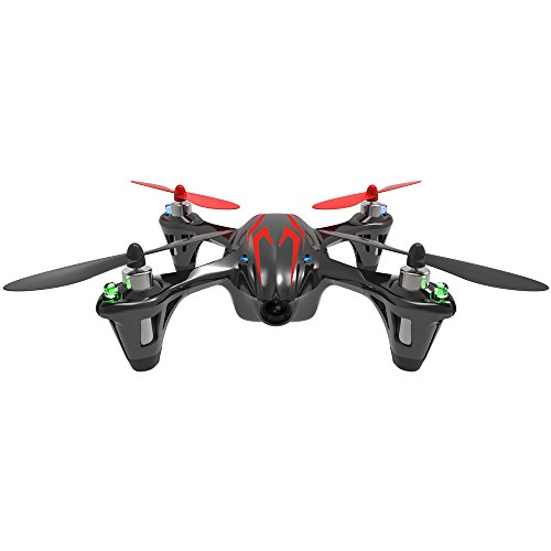 Hubsan H107C X4 Quadcopter Drone Camera (black/red)