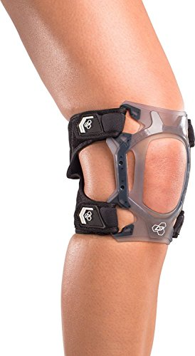DonJoy Performance WEBTECH Short Knee Support Brace with Compression Undersleeve: Black, Large