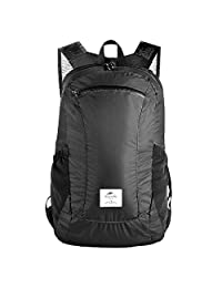 TRIWONDER Waterproof Backpack - 18/25L Lightweight Packable Travel Hiking Daypack Handy Foldable Camping Outdoor Backpack