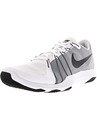 meet 310fb 6db33 pr Uomo white Pltnm Nike Black Grey Flex Ginnastica wolf Bianco Train  blanco Da Scarpe Aver BOxYwfB