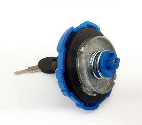 New 60mm AdBlue tank locking vented cap 2 keys 60 mm for truck tipper Premium FH FM