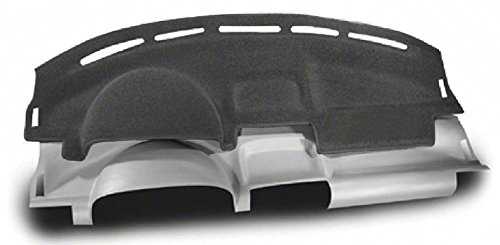 Coverking Custom Fit Dashcovers for Select Pontiac Grand Am Models - Molded Carpet (Gray)
