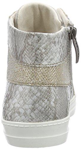 Ginnastica da Scarpe Grigio 25200 Grau Tamaris Grey Donna Comb 221 Alte qtCUwSx