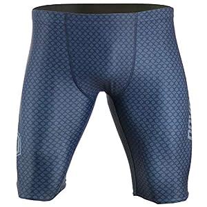 Onvous Men's AquaGenesis-V2 Training Jammer | Swimsuit w/Full Inside Liner | Comfortable & Secure | Sizes: 28-38