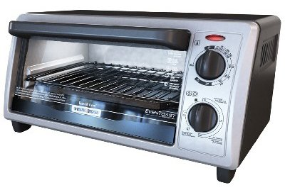 Applica/Spectrum Brands TO1322SBD 4-Slice Toaster Oven/Broiler