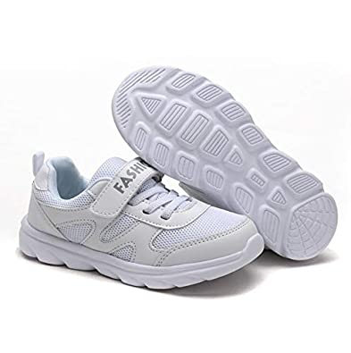 Topcloud Boys Lightweight Sneakers Girls Breathable Athletic Running Shoes Outdoor Sport Shoes