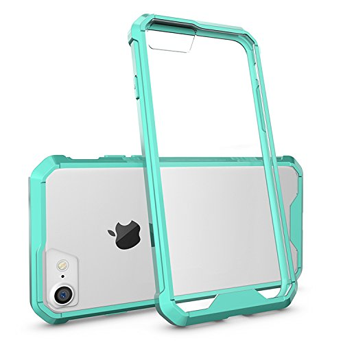 tnp-iphone-7-case-mint-green-air-hybrid-protective-case-ultra-slim-clear-hard-pc-back-panel-tpu-bump