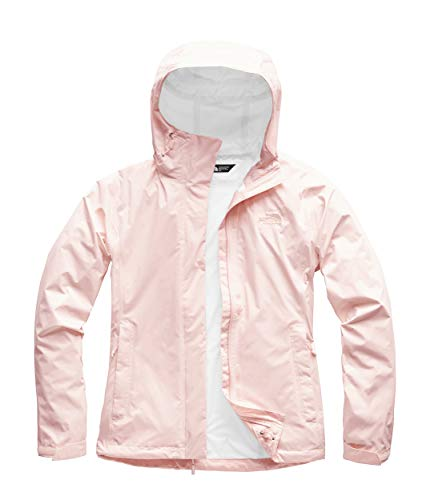 The North Face Women's Venture 2 Jacket Pink Salt Small