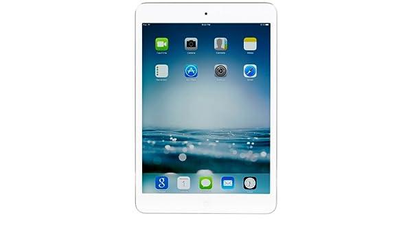 Apple iPad mini 2 16GB Plata - Tablet (Minitableta, IEEE 802.11n, iOS, Pizarra, iOS, Plata): Amazon.es: Informática