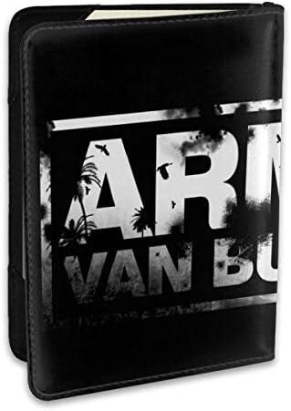 アーミン・ヴァン・ブーレン Armin Van Buuren パスポートケース パスポートカバー メンズ レディース パスポートバッグ ポーチ 収納カバー PUレザー 多機能収納ポケット 収納抜群 携帯便利 海外旅行 出張 クレジットカード 大容量