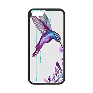 Beautiful HummingbirdHigh Quality Pattern Hard Case Cover for Iphone 6 4.7 Case HSL416477