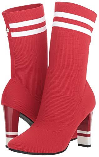 Botte Stretch Pour Fashion Joy Femmes Sam Fonc Edelman Circus Rouge wgqEAE