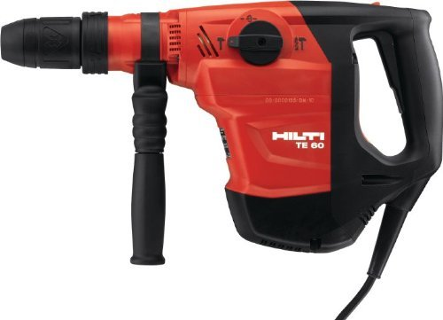 Hilti 3493739 TE 60 120-volt SDS Max Combihammer Performance Package by HILTI