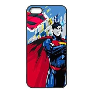 Honor Superman iPhone 5 5s Cell Phone Case Black NiceGift pjz0035090005