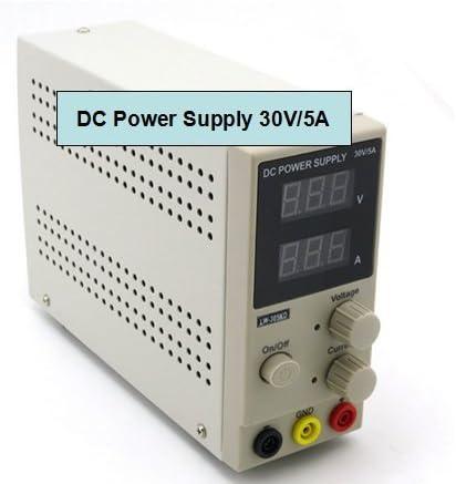 30V//5A Portable Mini DC Regulated Adjustable Power Supply LW-305KD
