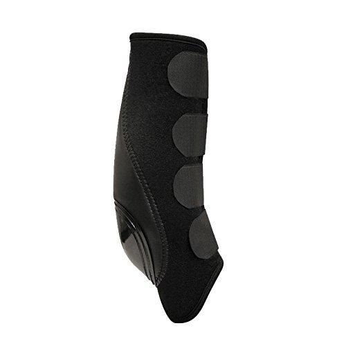 KM Elite Skid-Tech Boots Black One Size