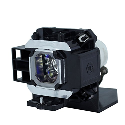 AuraBeam Professional NEC NP07LP Projector Replacement Lamp with Housing (Powered by Ushio)