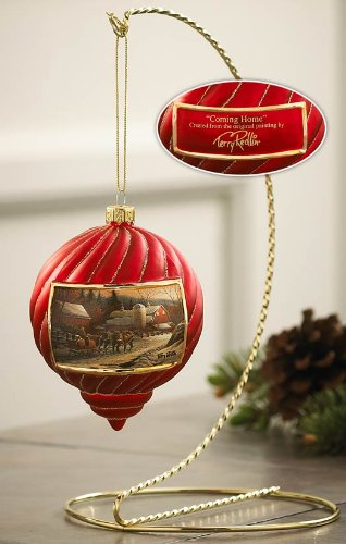 Coming Home Ornament by Terry Redlin - Amazon.com: Coming Home Ornament By Terry Redlin: Home & Kitchen