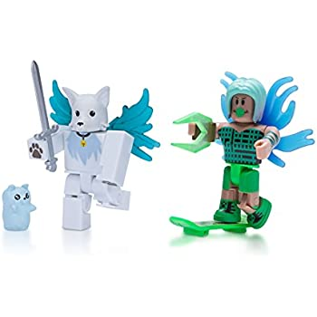 Amazon com: Roblox Celebrity Figure 2-Pack, The Clouds: Flyer and